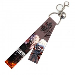 Tokyo Ghoul Flying Strap with keychain & little bell A