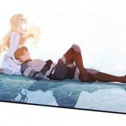 Maquia When the Promised Flower Blooms Deskpad/Playmat A
