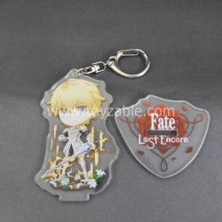 Fate Acrylic Keychain with Stand