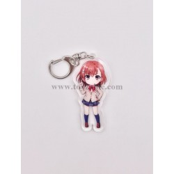 A Certain Scientific Railgun Acrylic Keychain