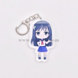 A Certain Scientific Railgun Acrylic Keychain B