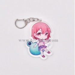A Certain Scientific Railgun Acrylic Keychain C