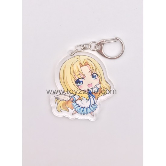 The Rising of the Shield Hero Acrylic Keychain D