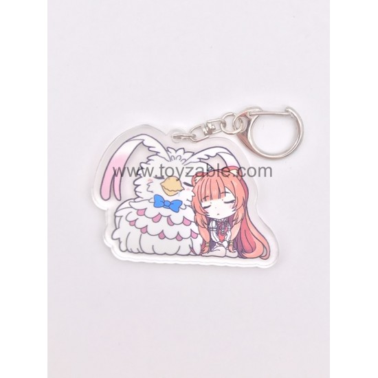The Rising of the Shield Hero Acrylic Keychain G