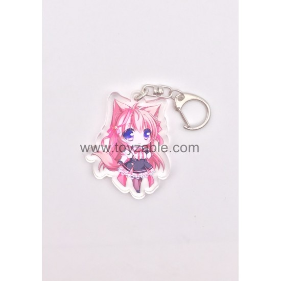 Tayutama: Kiss on my Deity Acrylic Keychain A
