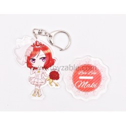 Love Live! Acrylic Keychain with Stand