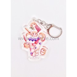Himouto! Umaru-chan Acrylic Keychain D
