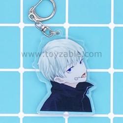 Jujutsu Kaisen Acrylic Keychain A
