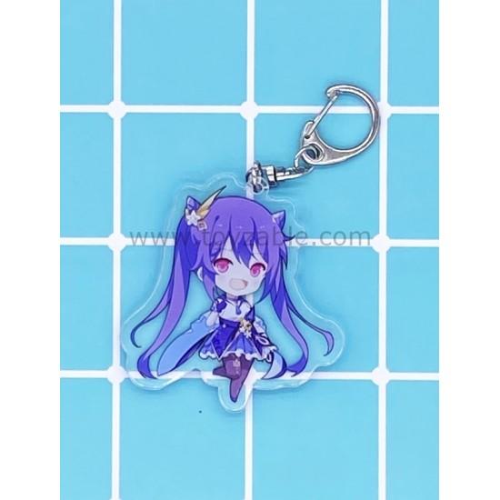Genshin Impact Acrylic Keychain B