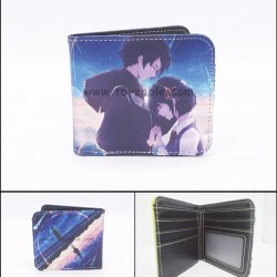 Your Name short wallet/purse