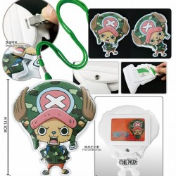Badge Holder with string - One Piece A (Chopper)