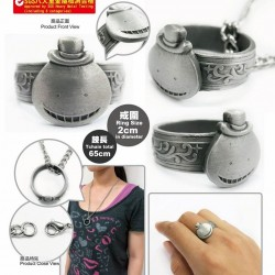 Ring and Necklace Set-Assassination Classroom A