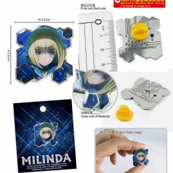 Badge-Heavy Object A (Milinda)