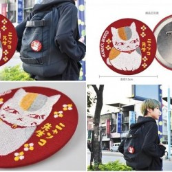 Embroidery Pin - Natsume's Book of Friends F