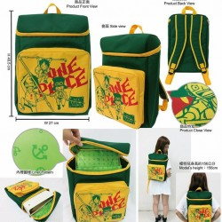 Retro backpack-One Piece A (colligate)