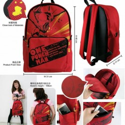 Causal Backpack-ONE PUNCH MAN A (Saitama)