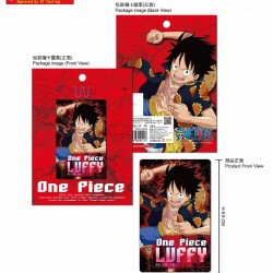 Card Sticker -One Piece A9 (Luffy)