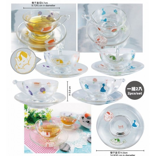 Tea Cup Set - Natsume's Book of Friends A