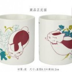 Mug(round shaped) - Natsume's Book of Friends A