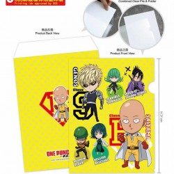 Folder kit-ONE PUNCH MAN A