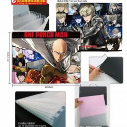 Folder kit-ONE PUNCH MAN B (Saitama+Genos)