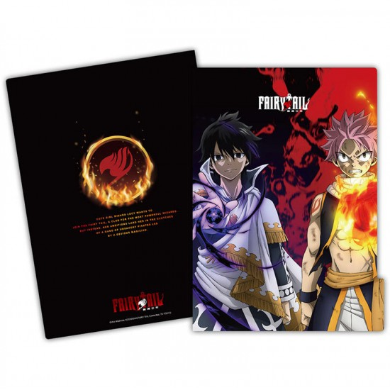 5-layer folder - FAIRY TAIL A