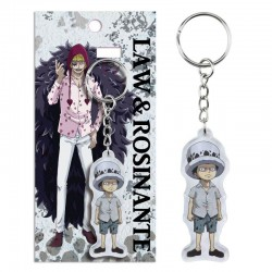 Acrylic Keychain - One Piece F (Law)