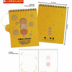 Kraft Spiral Notebook-Assassination Classroom A