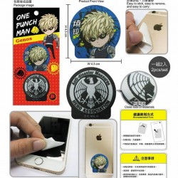Screen Cleaning Cloth( 2-Pack)--ONE PUNCH MAN B (Genos)
