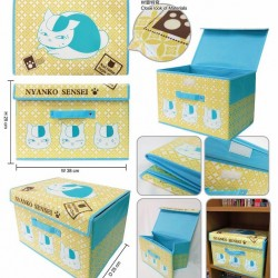 Unwoven Storage Case-Natsume's Book of Friends A