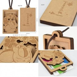 Wooden Card Holder - Natsume's Book of Friends A