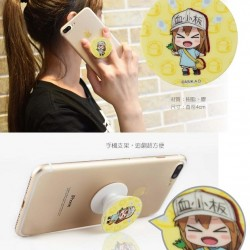 Pop out Cell Phone Grip and Stand - Cells at Work! A