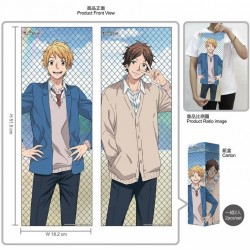 Rectangle-shaped Poster set-Rainbow Days A (Natsuki+Keiichi)
