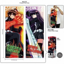 Rectangle-shaped Poster set-Twin Star Exorcists B (Rokuro+Benio)