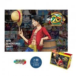 1000 Piece Puzzle - One Piece G