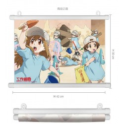 Wall Scroll - Cells at Work! A