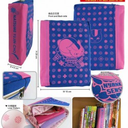 Book Shaped Pouch-Natsume's Book of Friends A