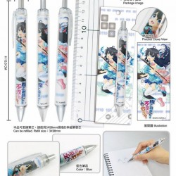 Ball pen-And you thought there is never a girl online A (Ako)
