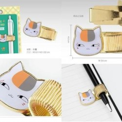 Pen holder clip - Natsume's Book of Friends A