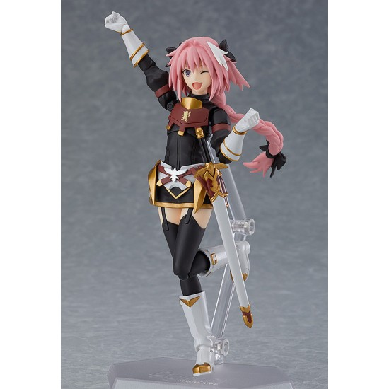 "GSC Max Factory Figma 423 Fate/Apocrypha - Rider of ""Black"""