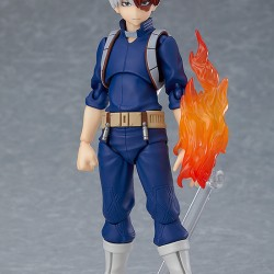 GSC Max Factory Figma 476 My Hero Academia - Shoto Todoroki