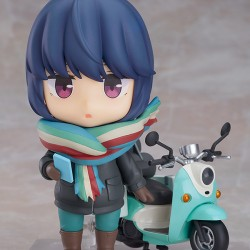 GSC Nendoroid 1451 Laid-Back Camp - Rin Shima: Touring Ver.