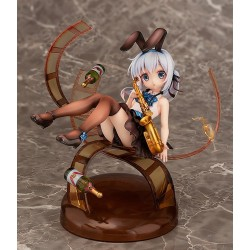 GSC Aquamarine Is the Order a Rabbit - Chino: Jazz Style
