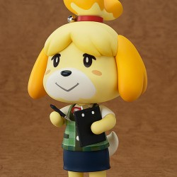 GSC Nendoroid #327 Animal Crossing: New Leaf - Shizue (Isabelle) (ねんどろいど しずえ)