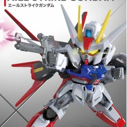 Super Deformed EX-Standard 002 Aile Strike Gundam
