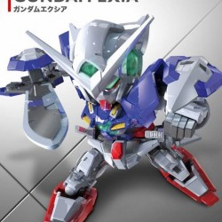Super Deformed EX-Standard 003 Gundam Exia