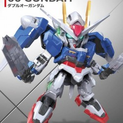 Super Deformed EX-standard 008 OO Gundam