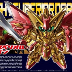 Super Deformed BB 400 Legend BB Knight Superior Dragon