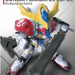 Super Deformed EX-standard 014 Gundam Barbatos Lupus