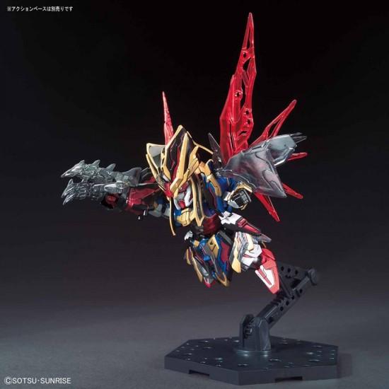 SD Sangoku Soketsuden 24 Sima Yi Destiny Gundam